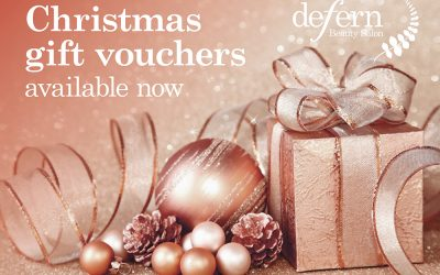 Christmas gift vouchers available now