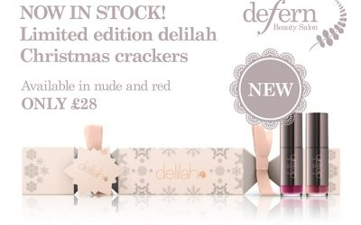 Limited edition delilah crackers