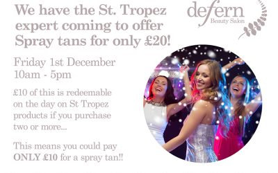 St Tropez tan for only £20