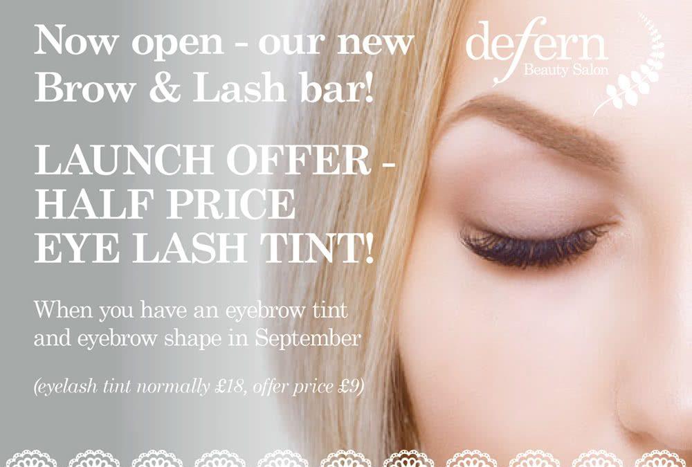 Brow Lash Bar Now Open Beauty Salon In Brackley