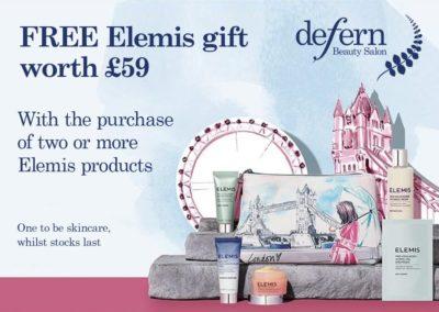 Elemis gift worth £59